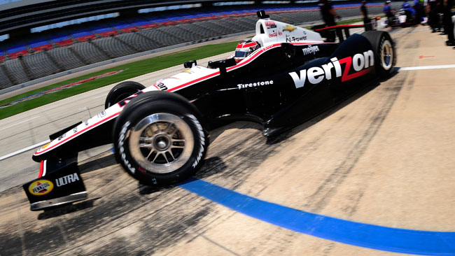 La Indycar rinnova con la Firestone fino al 2018