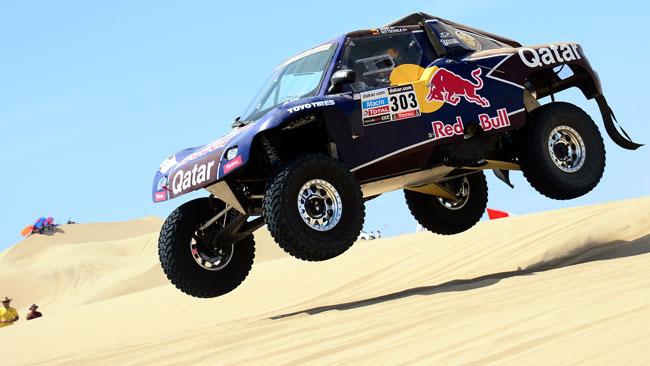 Dakar, 1° tappa: Sainz apre nelle auto col Buggy
