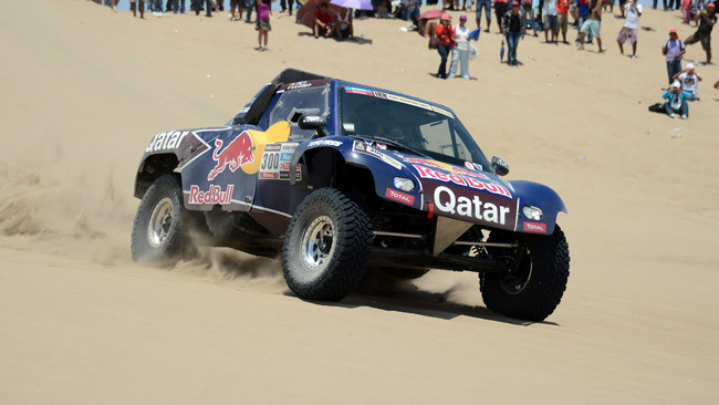 Dakar, 2° Tappa: la vittoria passa a Sainz a tavolino