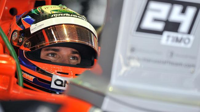 Ufficiale: la Marussia e Timo Glock si separano