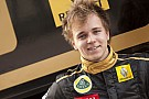 Kevin Korjus in GP3 con la Koiranen Motorsport