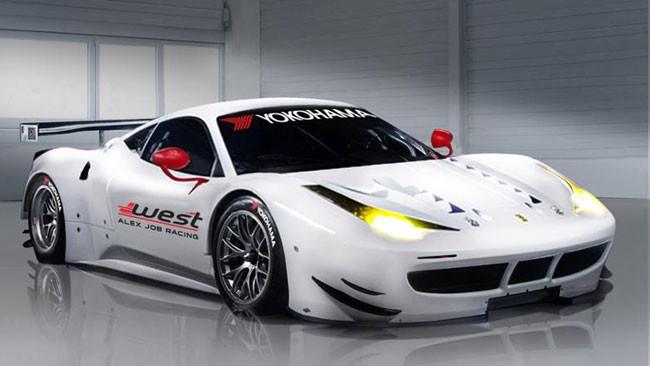 La Alex Job Racing schiererà una Ferrari 458