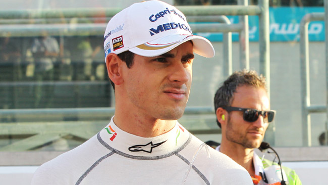 Sutil dovrebbe girare con la Force India a Barcellona