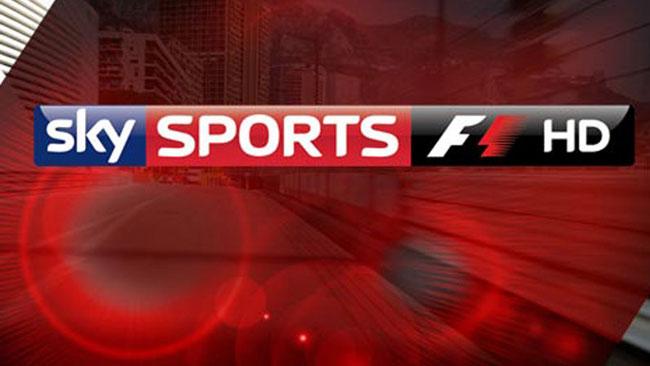 E' partito il canale Formula 1 Sky Sport F1 HD