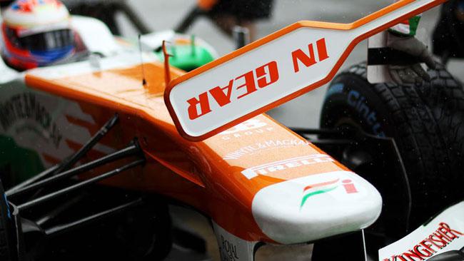 Anche la Force India ha un profilino dal musetto