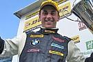 Steven Kane con la Nissan della JRM
