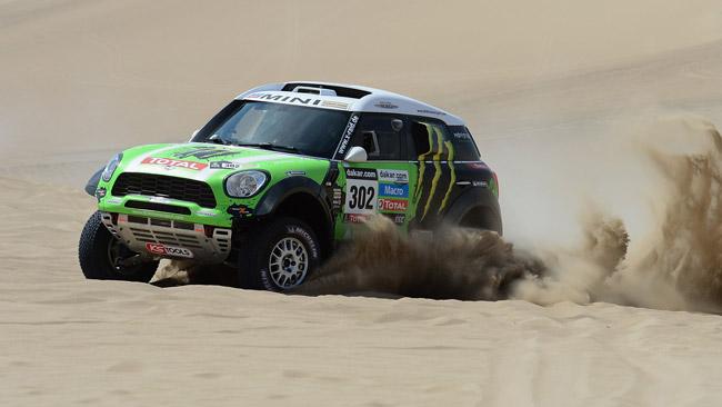 La Dakar sbarca anche in Bolivia nel 2014
