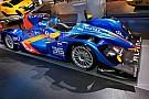 Presentata la Alpine LMP2 per la 24 Ore di Le Mans