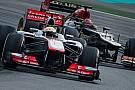 McLaren: Perez a punti, Button si ferma ai box