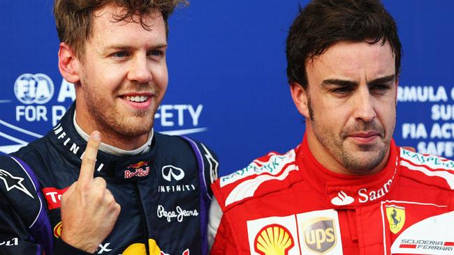 Alonso è la vittima, mentre Vettel è il carnefice?
