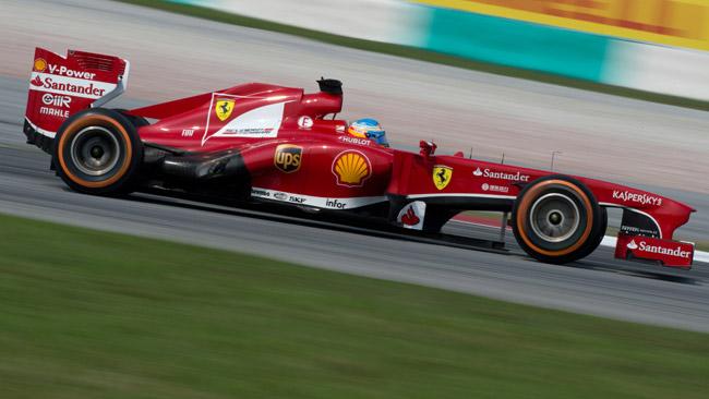 Alonso vuole tornare in Europa con più punti del 2012