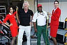 Branson finalmente paga pegno con Fernandes