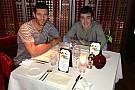Alonso e Webber a cena insieme a Dubai
