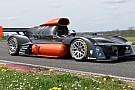 Concluso il primo test in pista della GreenGT H2