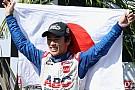 Prima vittoria in Indycar per Takuma Sato!