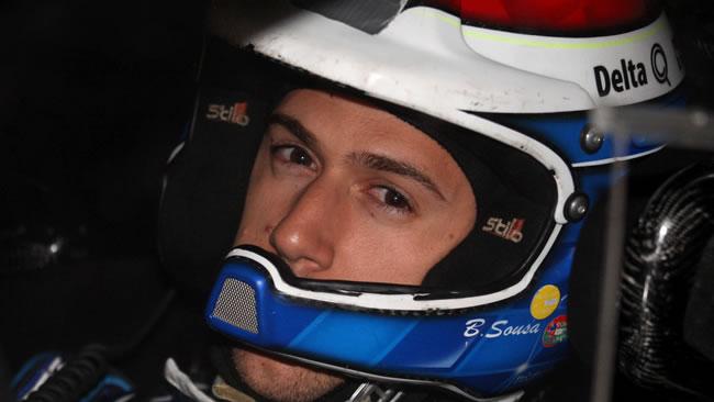 Azzorre, PS9: Bis di Sousa, Kubica sempre sesto