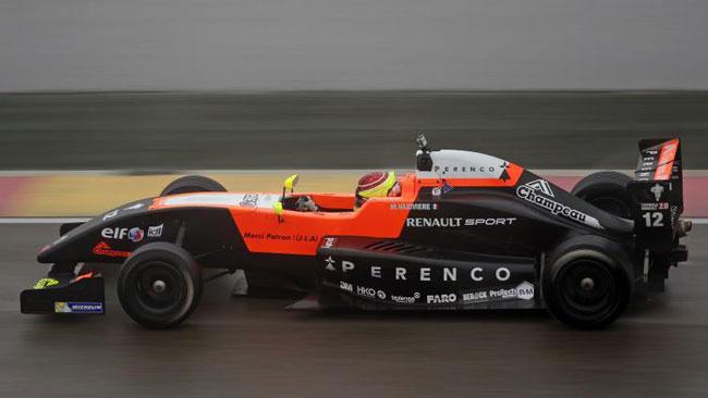 Vaxiviere centra la pole per gara 1 sotto alla pioggia
