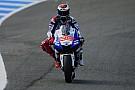Jerez, Libere 2: Lorenzo si conferma al top