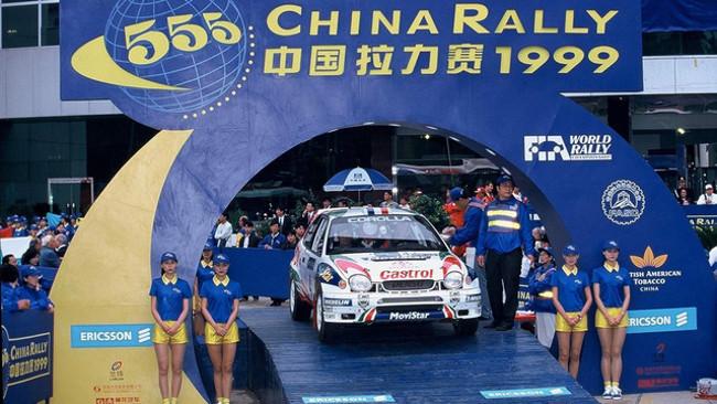Il Mondiale Rally ripensa alla Cina per il 2014
