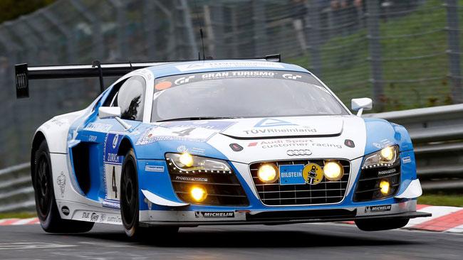 Audi in pole alla 24 Ore del Nurburgring