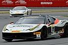 Brno, Gara 2: Adamski anima la Coppa Shell