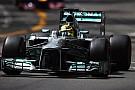 Monaco: Rosberg alla terza pole con la Mercedes