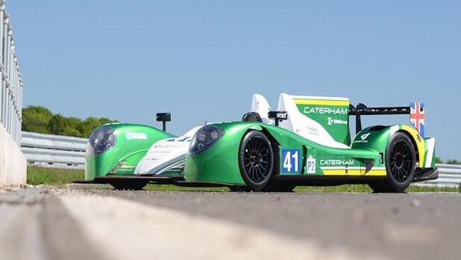 Caterham a Le Mans insieme alla Greaves Motorsport
