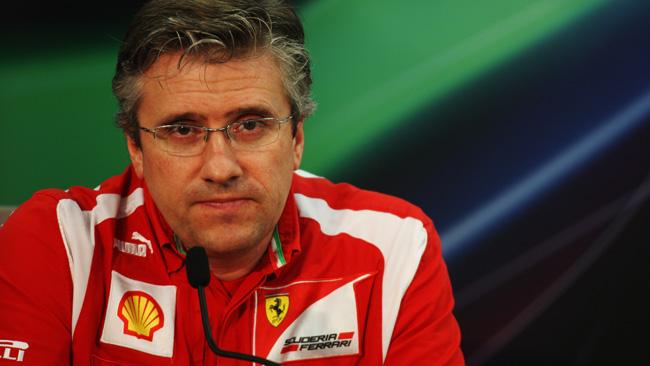 La Ferrari vuole abrogare il divieto dei test in stagione