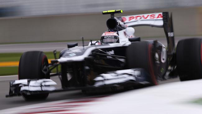Valtteri Bottas spera nella pioggia anche per la gara