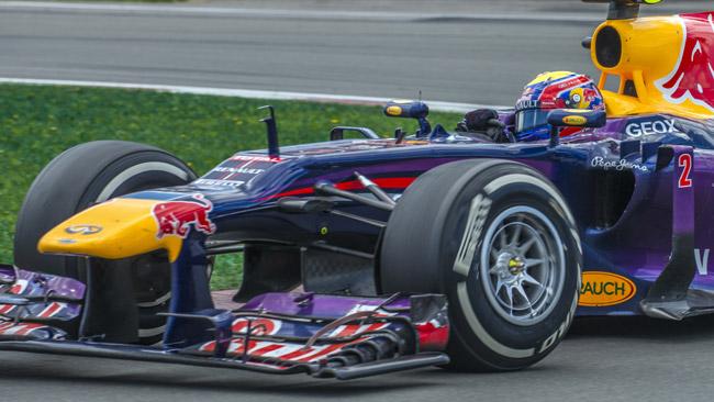 Webber arrabbiato con van der Garde per la toccata