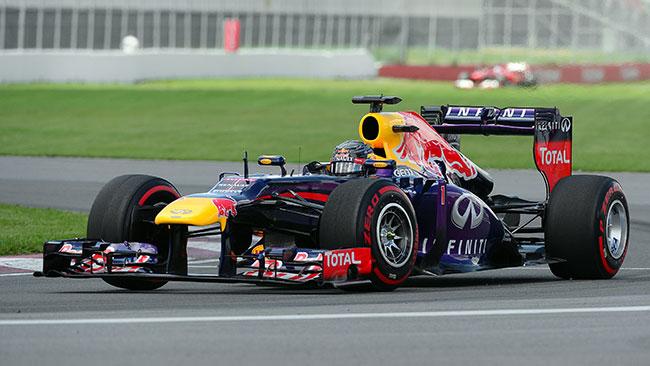 Ufficiale: Vettel ha prolungato con Red Bull fino al 2015