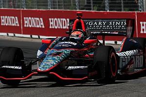 IndyCar Ultime notizie Frattura al polso per Briscoe, al suo posto Munoz