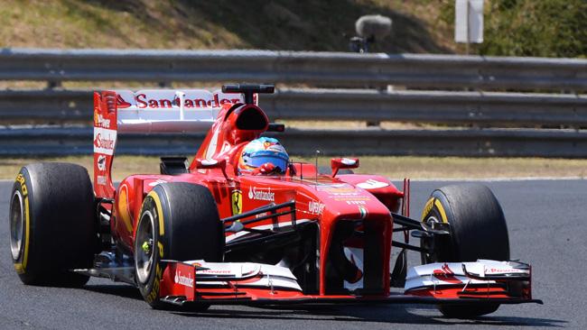 Alonso sotto inchiesta per l'uso del DRS anomalo