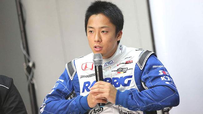 Una Honda Civic per Takuya Izawa a Suzuka