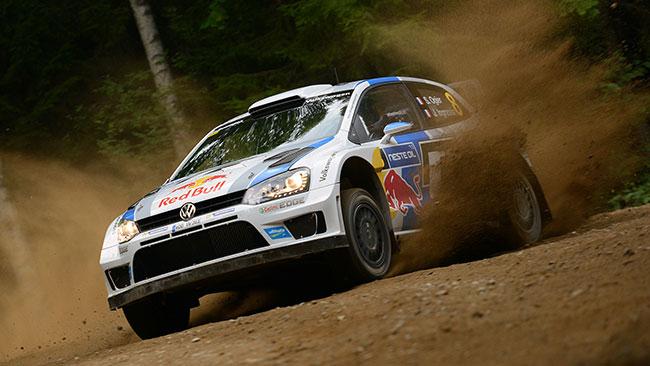 Sebastien Ogier trionfa nel Rally di Finlandia