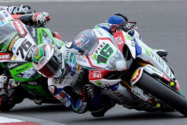 Jules Cluzel si gode il suo primo podio in Superbike