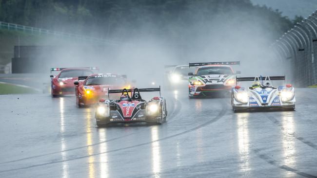 Si concluderà a Sepang l'Asian Le Mans Series