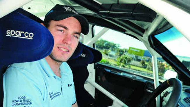 Una Mini WRC per Nathan Quinn al Rally d'Australia
