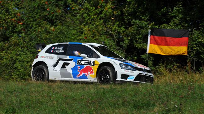 Germania, PS1-2: subito doppietta Volkswagen