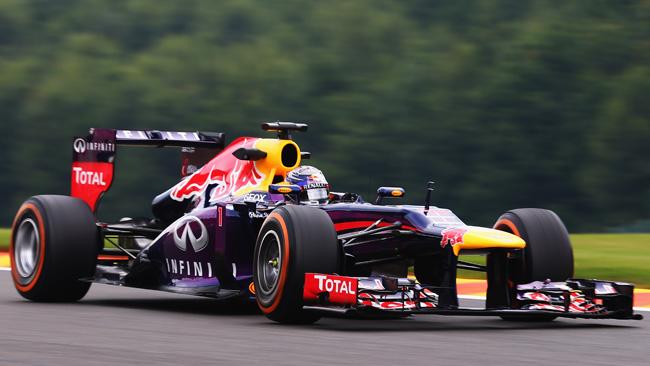 Spa, Libere 2: Vettel nel dominio Red Bull