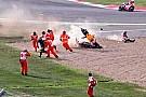 Marquez perde 2 punti sulla licenza a Silverstone