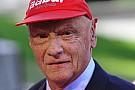 Lauda sarà premiato con il Bernie Ecclestone Award