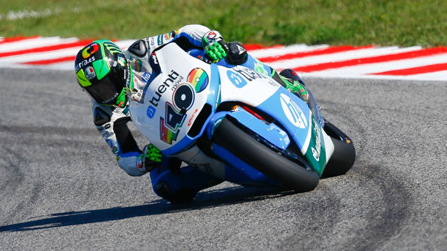 Pol Espargaro in pole position in extremis a Misano