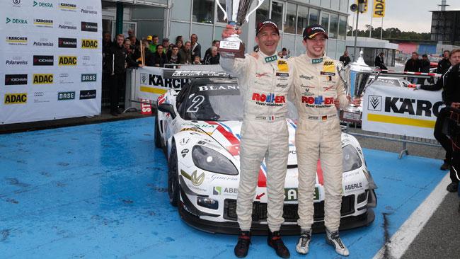 ADAC GT Masters: Diego Alessi festeggia il titolo!