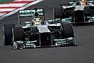 La Mercedes indaga sul muso di Nico Rosberg