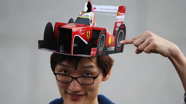 Ferrari 2014: massimo carico o bassa resistenza?