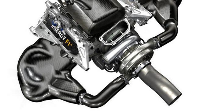 Turbo: Renault - BorgWarner e Ferrari - Honeywell?