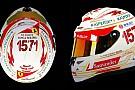 Ecco il casco di Alonso per celebrare il record