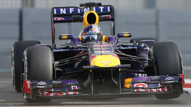 Abu Dhabi, Libere 3: Vettel davanti, male Alonso