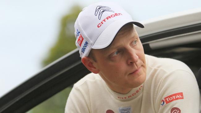 Mikko Hirvonen pronto al ritorno in Ford!